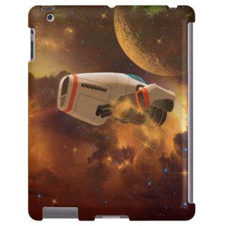 Vehículo espacial funda para iPad