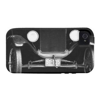 Vehículo histórico iPhone 4 carcasas