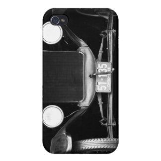 Vehículo histórico iPhone 4/4S carcasas
