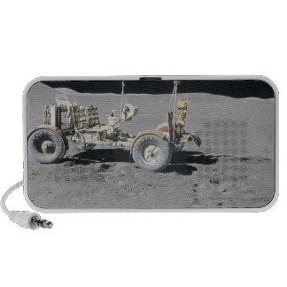 Vehículo lunar mp3 altavoz
