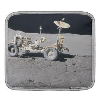 Vehículo lunar funda para iPads