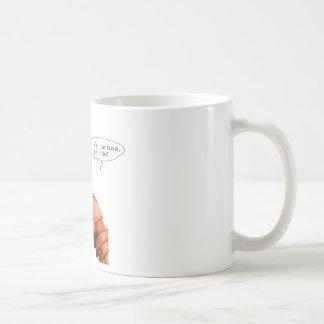 Vei, na boa, sei não. classic white coffee mug