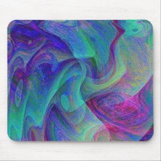 Veil Dancing Mouse Pad