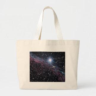 Veil Nebula Jumbo Tote Bag