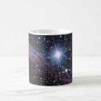 Veil Nebula Classic White Coffee Mug