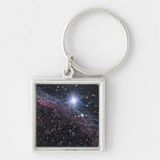 Veil Nebula Keychain