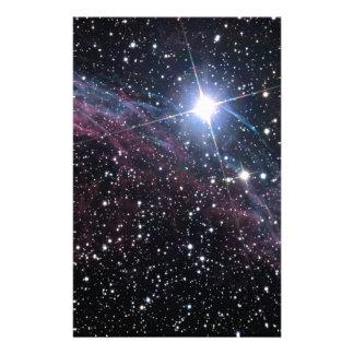 Veil Nebula Stationery