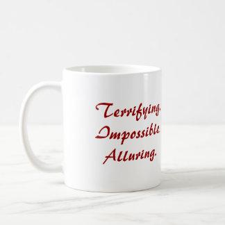 Veil of Secrecy Coffee Mug