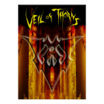 Veil Of Thorns Poster