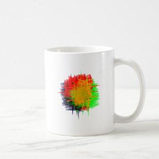Veil veils abstract abstractly coffee mug