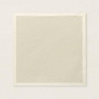 Veil White Bride White Silk Tulle French Chateau Paper Napkin
