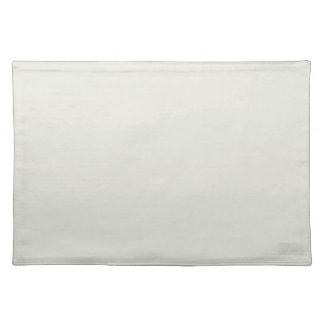 Veil White Bride White Silk Tulle French Chateau Placemat