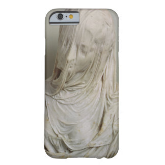 Veiled Girl (marble) Barely There iPhone 6 Case
