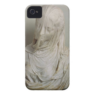 Veiled Girl (marble) Case-Mate iPhone 4 Case