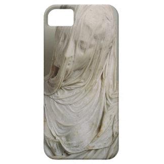 Veiled Girl (marble) iPhone SE/5/5s Case