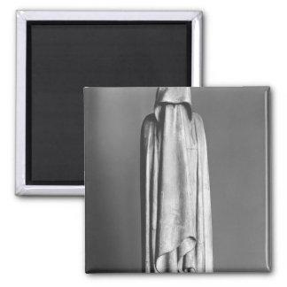 Veiled Mourner Magnet