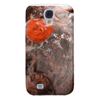Veiled Rose Samsung Galaxy S4 Case