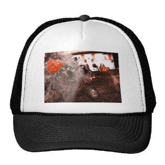 Veiled Rose Trucker Hat