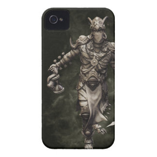 Veiled Warlock iPhone 4 Case-Mate Cases