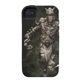 Veiled Warlock iPhone 4 Cases