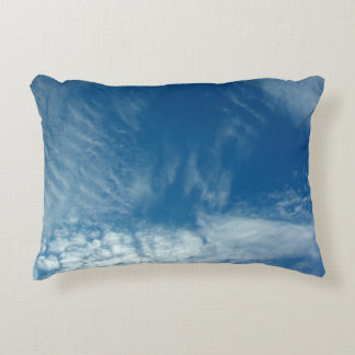 Veils in the Sky Accent Pillow