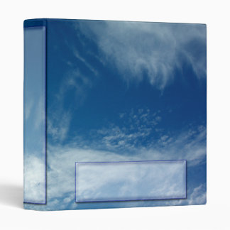 Veils in the Sky Binder
