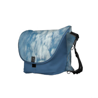 Veils in the Sky Commuter Bag