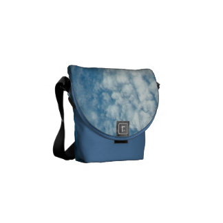 Veils in the Sky Courier Bags