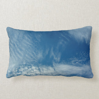 Veils in the Sky Pillow