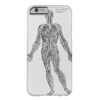 Veins and Arteries system (b/w ) Barely There iPhone 6 Case