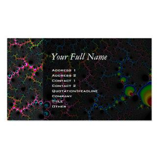 Veins - Fractal Art Business Card