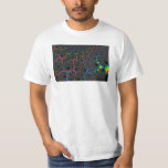 Veins - Fractal Art T-Shirt