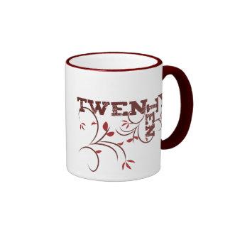 Veinte diez con clase del mayor tazas de café