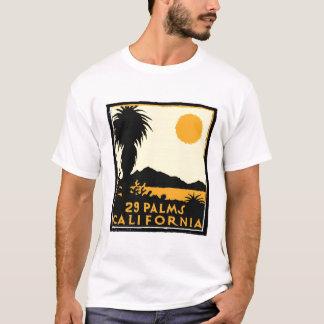 Veintinueve camisetas de las palmas