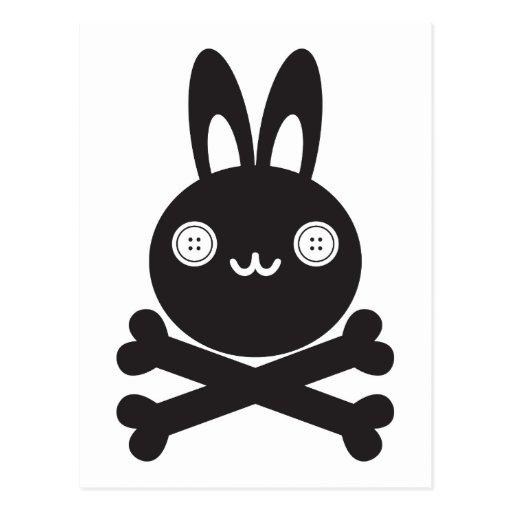 Veintiuna (conejo) tarjetas postales