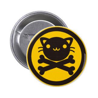 Veintiuna (gato) pin