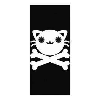 Veintiuna (gato) tarjetas publicitarias personalizadas