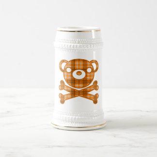 Veintiuna (oso) jarra de cerveza