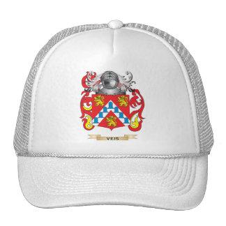 Veis Family Crest (Coat of Arms) Trucker Hat