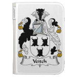 Veitch Family Crest Kindle Cover