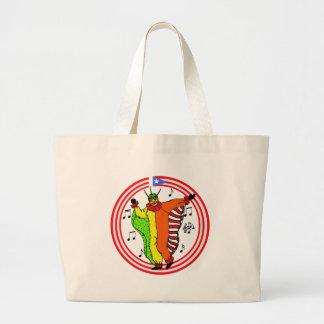 Vejigante Canvas Bags