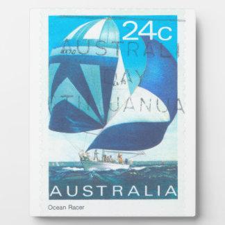 Vela Australia Placas De Madera