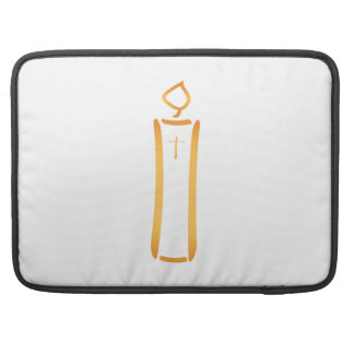 Vela cristiana funda macbook pro