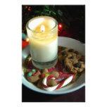 Vela III de la galleta del navidad Papelería