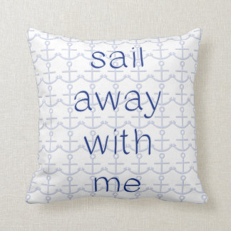 Vela lejos conmigo almohada