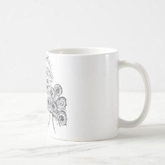 Vela lejos conmigo taza de café