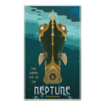 Vela Neptuno Posters