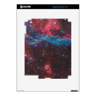 VELA SUPERNOVA iPad 2 DECALS