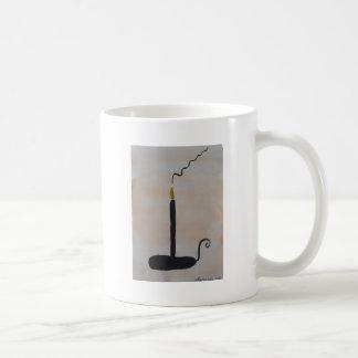 Vela Taza De Café