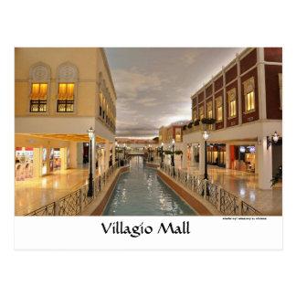 velagio_skylight, tragaluz de Velagio, Villagio Tarjetas Postales